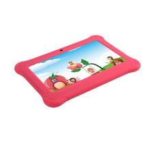 Alldaymall 7 Quad Core Android Kids Tablet Dual Camera 8GB HD Kids Edition w iWawa Pre