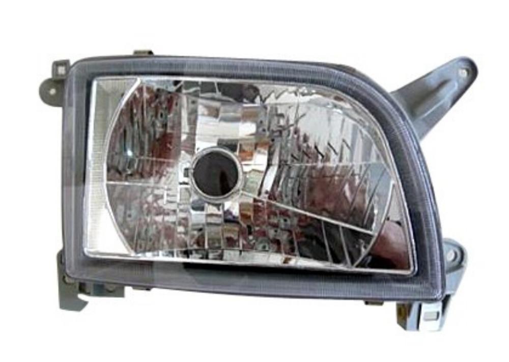 Car light parts toyota hiace van 93-94 same as the original factory head lmap cystal(China (Mainland))