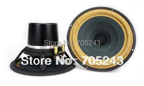 pair 2pcs HiEND 6.5inch fullrange speakerDIATONE P610 CL0N   bigger Alnico version