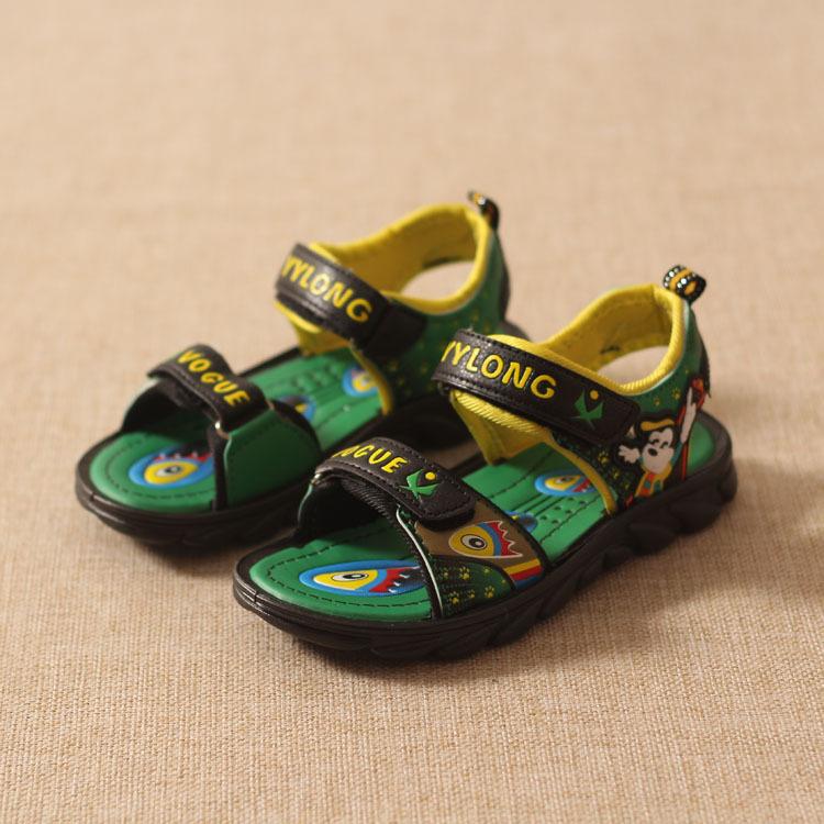 new! children shoes 2016 summer antiskid boys sandals shoes wholesale sandals summer shoes<br><br>Aliexpress