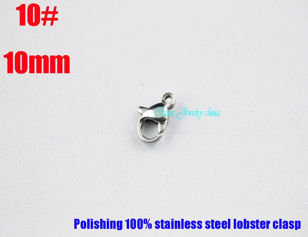 Aliexpress.com : Buy 10# (10mm) polishing 100% stainless steel ...