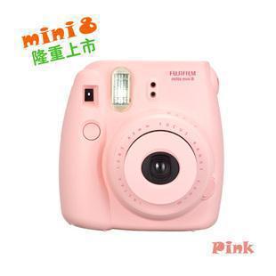 Fuji polaroid camera mini8 once mini 8 imaging camera pink(China (Mainland))
