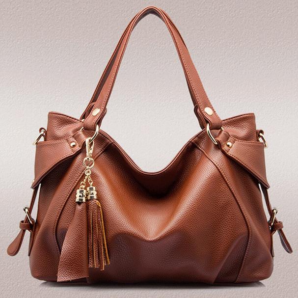 Гаджет  saffiano bag/2015 Fashion Design women leather handbags/Fringed bag/High quality women