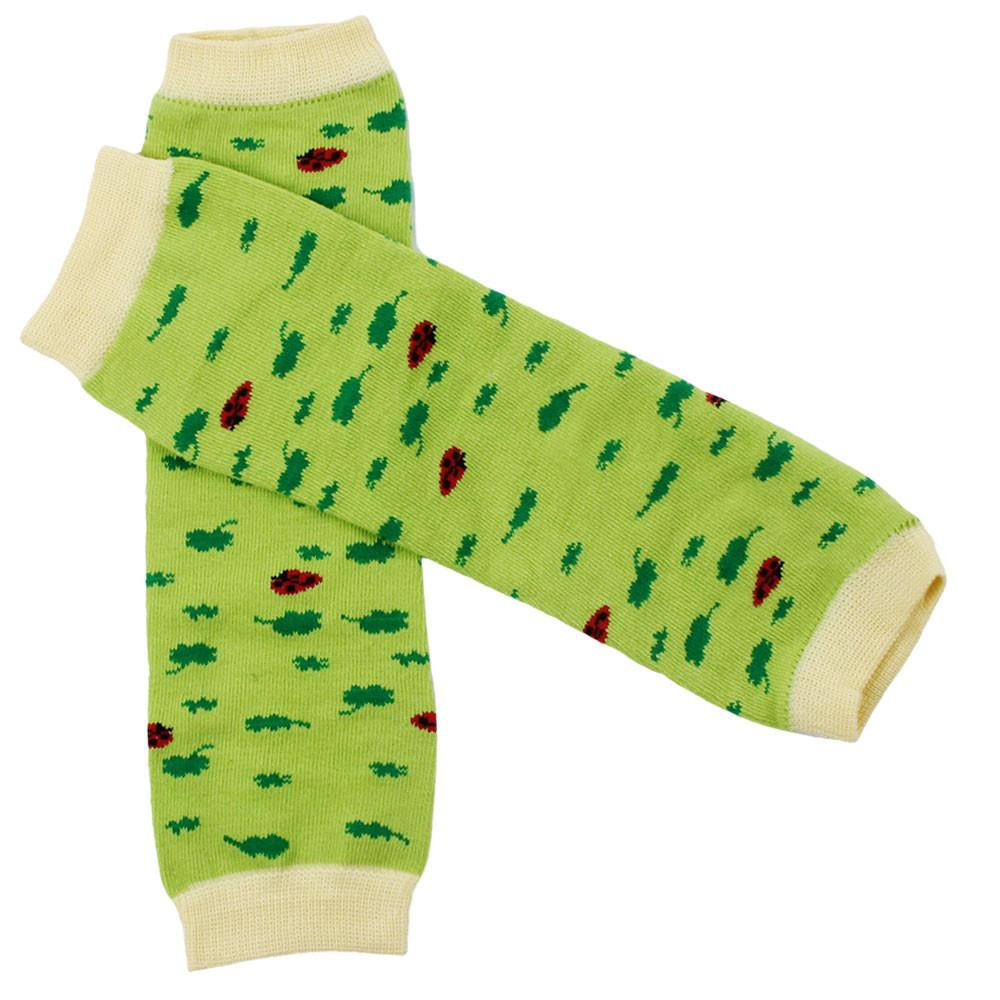 2015 новых прибытие гетры мода девочка красочные полосы kneepad носки зима гетры