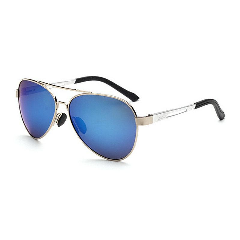 2015 new aluminum magnesium alloy Sunglasses Polarized male models men high - grade polarizing mirror(China (Mainland))