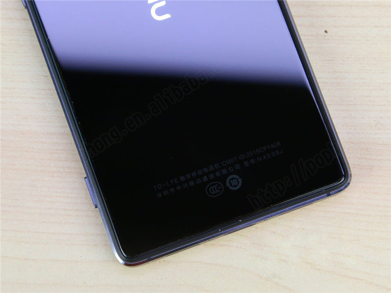 In Stock ZTE Nubia Z9 Octa Core 4G LTE Smartphone 64bit Snapdragon810 CPU 5 2 inch