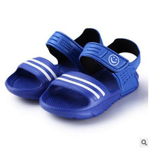 2016new arrival Childslip-resistant wear-resistant small boy casual sandals girls boys shoes child summer sandals
