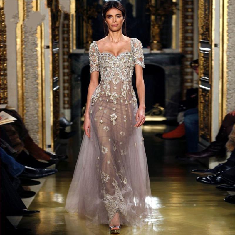 Couture evening dress designers