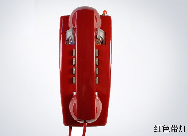 Brand Name-bitte HA41T-25 Wall antique telephone bathroom phone metal classical telephone