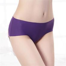 Mainland Cheap Women's Underwear Low Waist Panties Briefs Top Seamless Girls Underwear Sexy Panties Women Cotton Lingerie(China (Mainland))