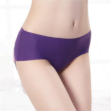 Mainland Cheap Women's Underwear Low Waist Panties Briefs Top Seamless Girls Underwear Sexy Panties Women Cotton Lingerie