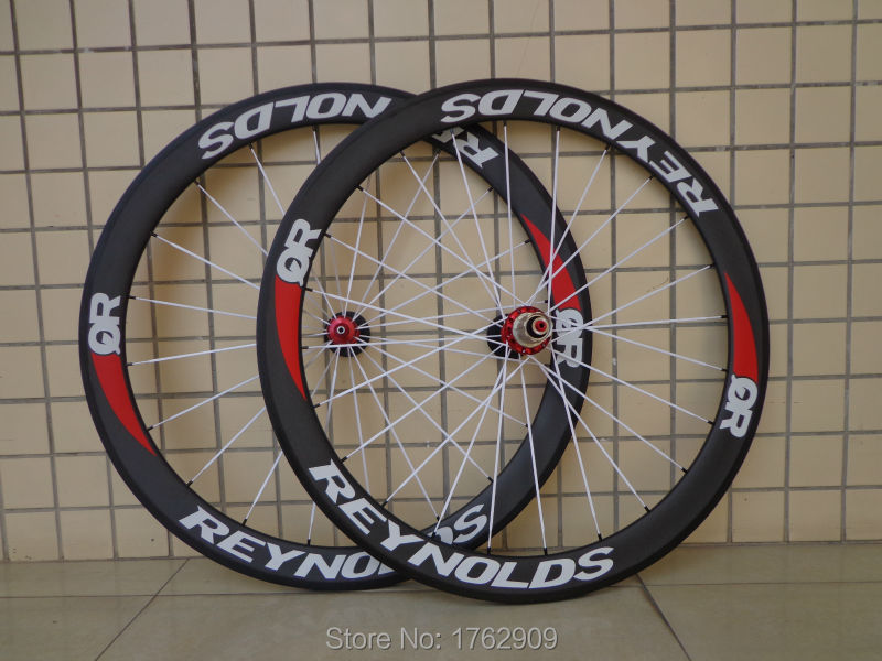 New QR 700C 50mm clincher rims Road bike aero matt UD full carbon fibre bicycle wheelset with Powerway R36 carbon hubs Free ship<br><br>Aliexpress