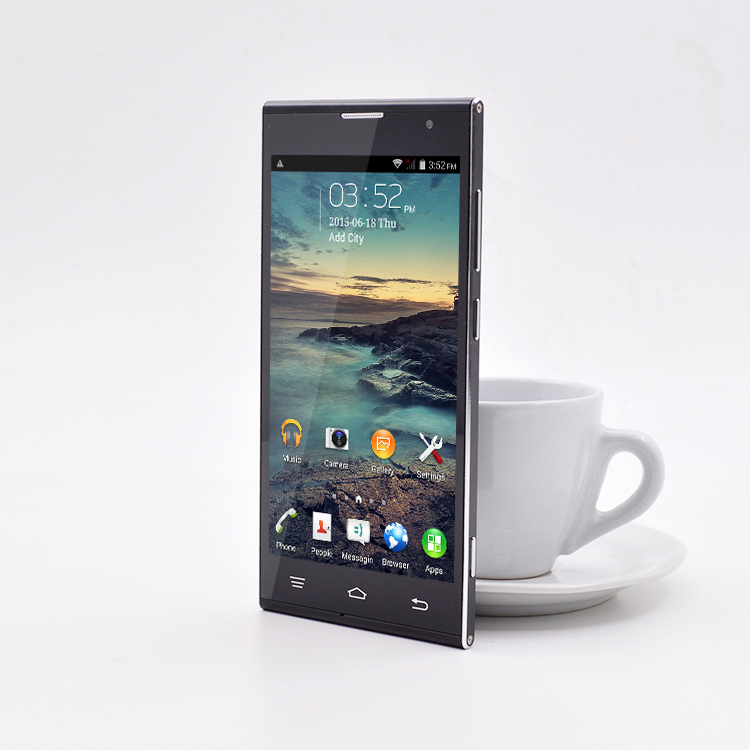 "5"" Android 4.4 Dual Core Smartphone 512MB RAM 4GB ROM 4.0MP CAM 5 Inches Unlocked WCDMA GPS QHD Dual Sim 2500mAh Mobile Phone(China (Mainland))"