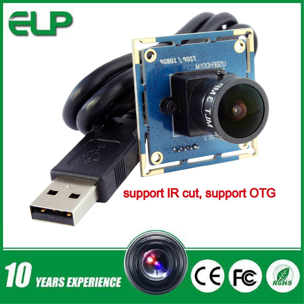 1080P OV2710 Full HD CMOS USB Camera module pcb wide angle 170degree fisheye lens - Ailipu Technology Co., Ltd. store