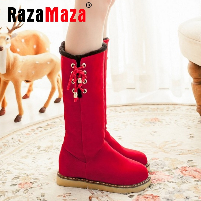 women falt over knee boots riding winter snow warm botas fashion masculina boot footwear mujer quality shoes P20592 size 33-43<br><br>Aliexpress