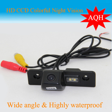 Factory Selling  CCD Car rear view Camera Backup Camera for Ford Fusion (Europe) F'yuzhn  CCD HD chip night vision waterproof(China (Mainland))