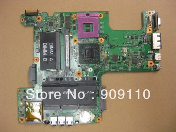 1525  intel integrated  motherboard for  laptop 1525 48.4W002.031 OKY749  full test