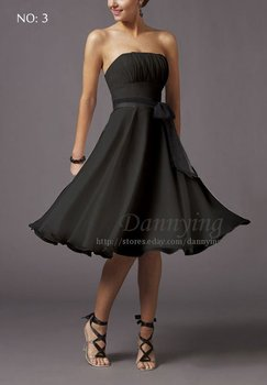 LF8002 New Womens Fashion Bridesmaid prom gown Party Dress