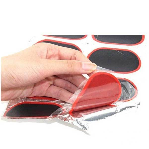Altama 48x Bike Bicycle Cycling Tyre Tire Patches Inner Tube Repair Rubber(China (Mainland))