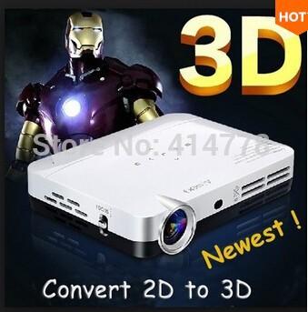Проектор ! 5500Lumens Android 4.2.2 Wifi RJ45 1080P HD LCD TV 2HDmi VGA USB SD