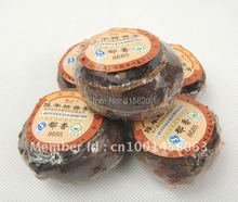 2pcs Orange Puerh Tea 2005 year Old Tree Puer with Orange Fragrance Good gift PT58 Free