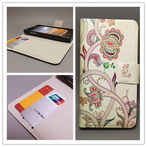 Ultra thin Flower Flag vintage Flip cover Motorola Razr D1 xt916 xt918 Cellphone Case Freeshipping - Online Store 346590 store