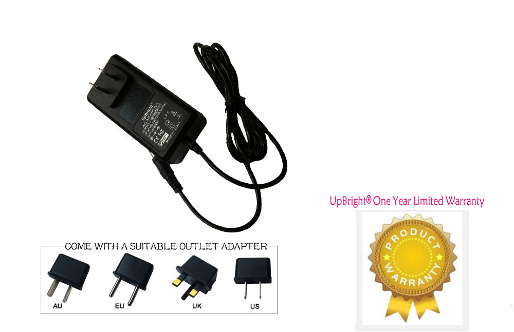 """UpBright NEW AC / DC Adapter For LG Electronics 23MP47 23MP47HQ 23MP47HQ-P 23MP47HQP 23"""" Widescreen HDMI LED LCD IPS Monitor PSU(China (Mainland))"""