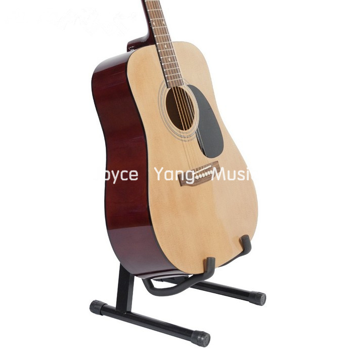 Universal Folding A-Frame Guitar Stand For Acoustic Guitar/Electric Guitar/Bass Free Shipping Wholesales(China (Mainland))