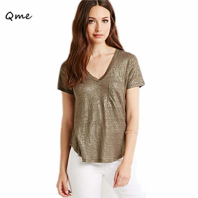 Free shipping and returns on Women's Metallic Tops at neo-craft.gq