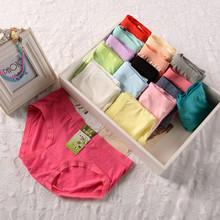 100% Quality Women's Underwear Bamboo Fiber Women Panties Women Lingerie Briefs Calcinha Fio Dental  M L XL(China (Mainland))