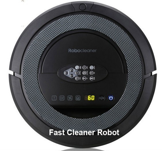2016 Qualified ,TOP-Grade Multifunctional 5 In1 Auto Robotic Vacuum Cleaner QQ5, patent ultrasonic wall,UV Sterilize(China (Mainland))