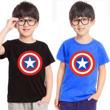 2-7 Years boys t shirt brand short sleeve tops children's t shirts summer kids clothing