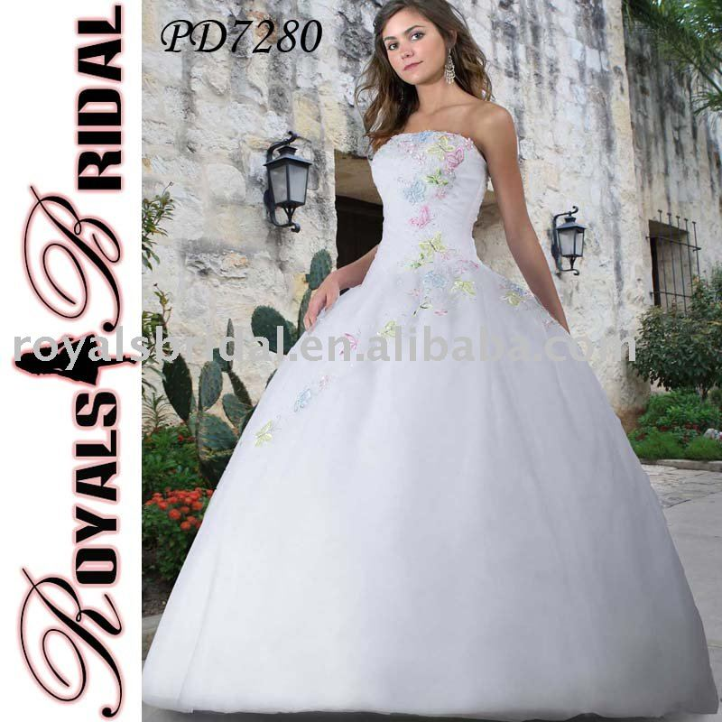Buy pd7280 wholesale or retail custom for Wholesale wedding dress suppliers