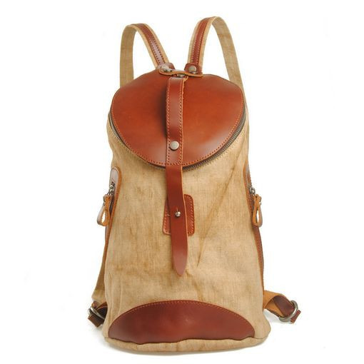New Hot!  New Korea Style Vintage Canvas Backpack Rucksack School