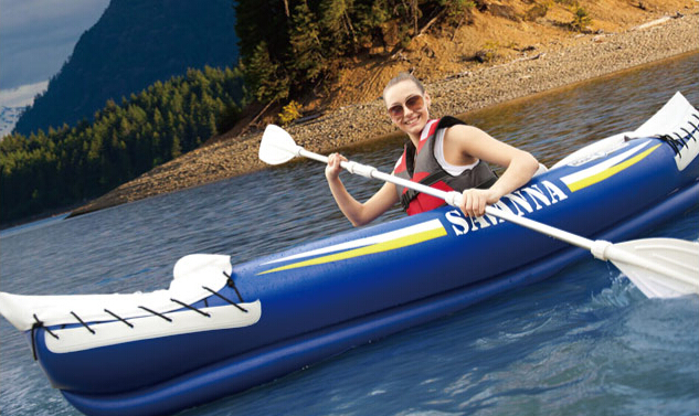 casual inflatable boats inflatable kayak canoeing(China (Mainland))
