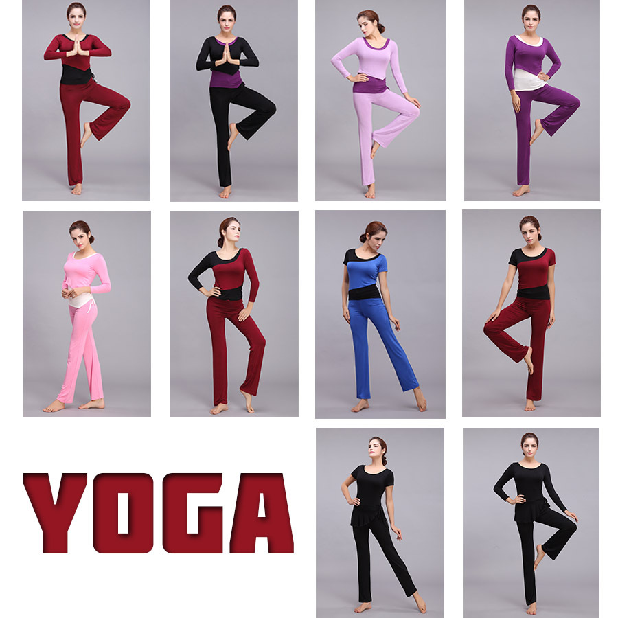Free Shipping&amp;Great Discounts&amp;Coupons!!/Comfortable Soft Skin-friendly Modal Yoga Clothes Fitness/top vest pants 3pcs/Black<br><br>Aliexpress