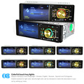New 4 1 inch 1080P TFT screen Car radio player MP4 MP5 Support Rear view Camera