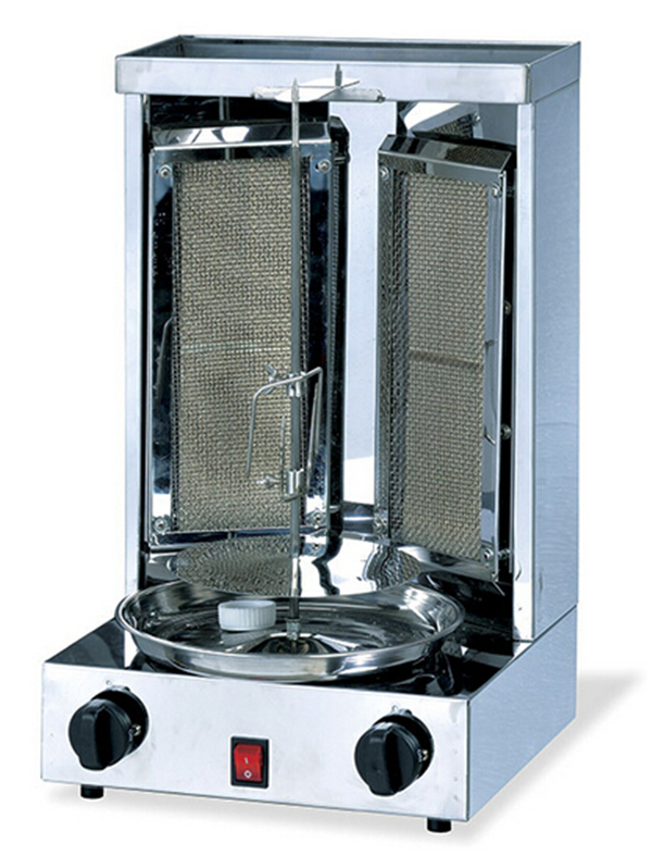 The commercial BBQ grill Middle East gas grill Barbecue restaurant kitchen equipment(China (Mainland))