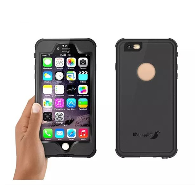 For iphone 6 6s Water Proof Diving Case Shockproof Dirtproof IP68 Real Waterproof Smartphone Cases Back Cover For iPhone 6 6S(China (Mainland))