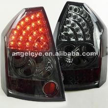 For Chrysler 300C LED Tail Lamp Smoke Black 2005-2008 year SN(China (Mainland))