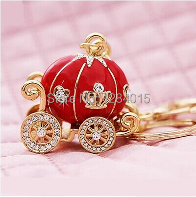 Free Shipping Jewelry mini beautiful pumpkin crystal USB Flash Drive fashion diamond pendrive pen drive 8GB/16GB Wholesale(China (Mainland))