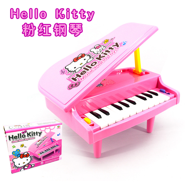 Free shipping 2015 children electronic organ keyboard simulation of small piano educational toys(China (Mainland))