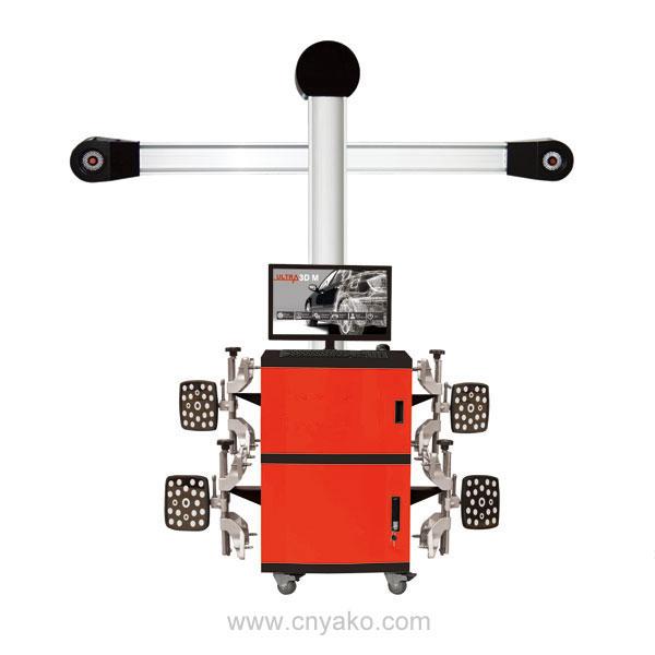 YAKO Ultra3D-711 3D Wheel Aligner Kit -2 - STORE store