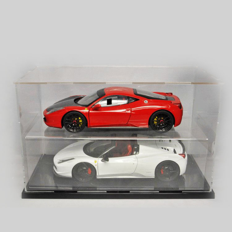 1:18 car model for assembling display box cover glass cover<br><br>Aliexpress