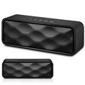 Hi Fi portable wireless bluetooth speaker Mp3 music player receiver audio FM radio with USB AUX