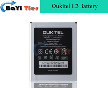 Buy New Oukitel C3 Battery 100% New High 2000mAh Li-ion Back-up Battery Oukitel C3 Mobile Phone + stock for $14.99 in AliExpress store