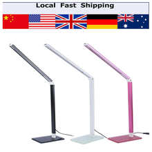 Energy Saving Folding Rechargeable 48 LED Table Desk Lamps Office Table Lamp Student Reading Lamps Study Lamp Fashion Lights(China (Mainland))