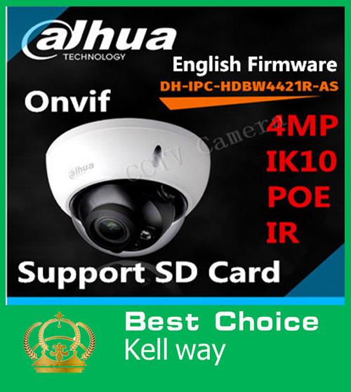 Здесь можно купить  Dahua 4Mp IPC-HDBW4421R-AS IP camera network camera DH-IPC-HDBW4421R-AS Support POE / Micro SD storage/Audio 1/1 channel In/Out Dahua 4Mp IPC-HDBW4421R-AS IP camera network camera DH-IPC-HDBW4421R-AS Support POE / Micro SD storage/Audio 1/1 channel In/Out Безопасность и защита