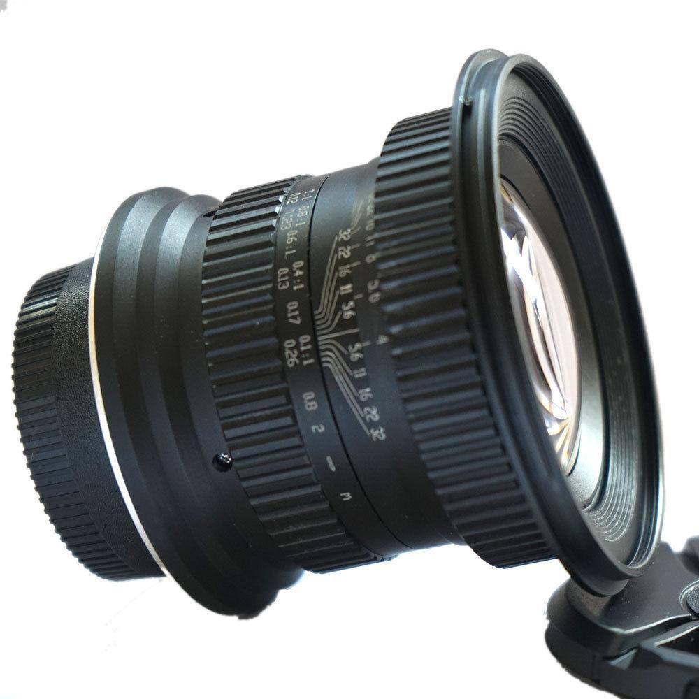 2017 NEW JINTU 15mm F4 Super Wide Angle Macro Fisheye Lens NIKON DSLR full frame APS-C Digital Camera + FREE LENS CAP