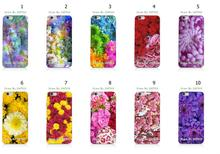 Mobile Phone Case Wholesale 10pcs/lot flowers Protective White Hard Case Cover For Iphone 6 6th Free Shipping